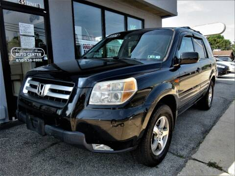 2006 Honda Pilot for sale at New Concept Auto Exchange in Glenolden PA