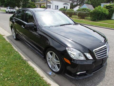 2011 Mercedes-Benz E-Class for sale at First Choice Automobile in Uniondale NY