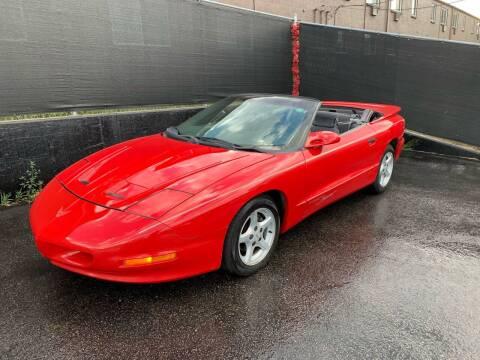 1997 Pontiac Firebird for sale at McManus Motors in Wheat Ridge CO
