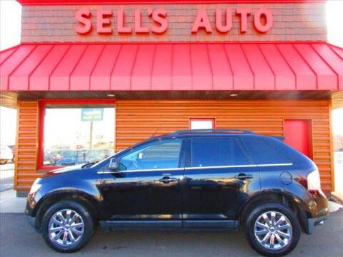 2009 Ford Edge for sale at Sells Auto INC in Saint Cloud MN