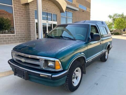 1997 Chevrolet S-10 for sale at Auto Ape in Salt Lake City UT