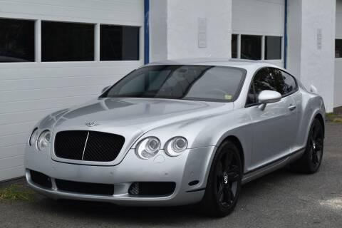 2007 Bentley Continental for sale at IdealCarsUSA.com in East Windsor NJ