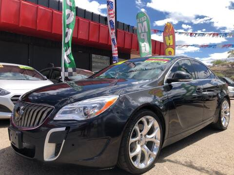 2015 Buick Regal for sale at Duke City Auto LLC in Gallup NM