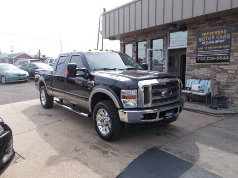 2009 Ford F-250 Super Duty for sale at Preferred Motor Cars of New Jersey in Keyport NJ