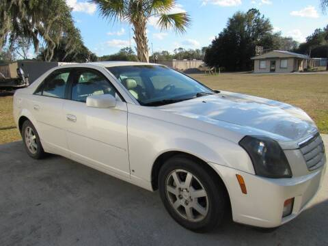 2007 Cadillac CTS for sale at D & R Auto Brokers in Ridgeland SC