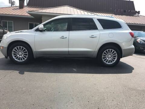 2012 Buick Enclave for sale at Motors Inc in Mason MI