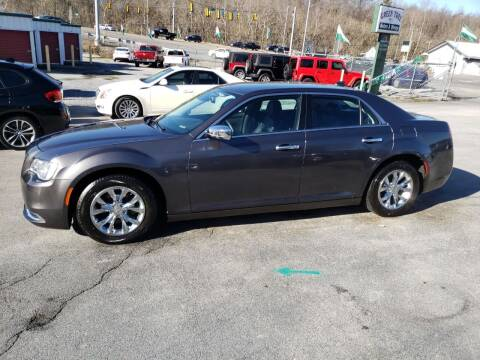 2015 Chrysler 300 for sale at Green Tree Motors in Elizabethton TN