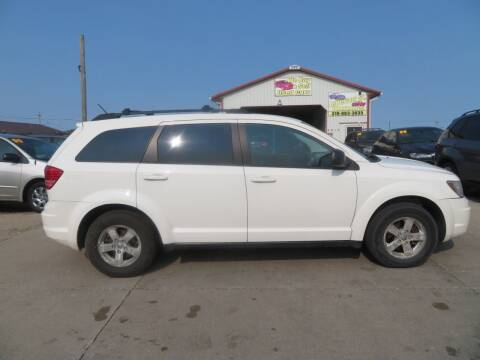2009 Dodge Journey for sale at Jefferson St Motors in Waterloo IA