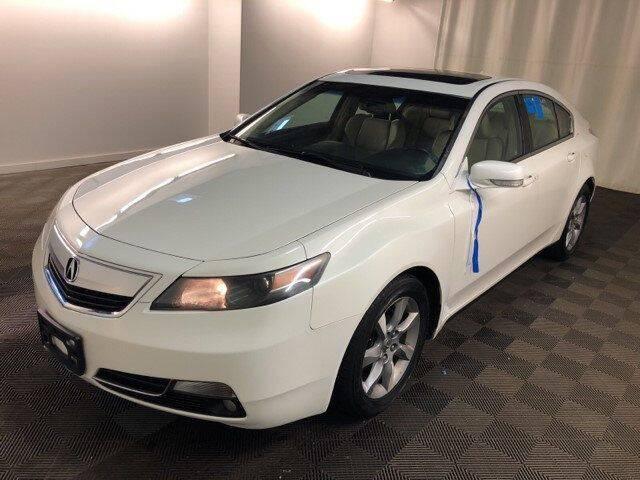 2012 Acura TL for sale at US Auto in Pennsauken NJ
