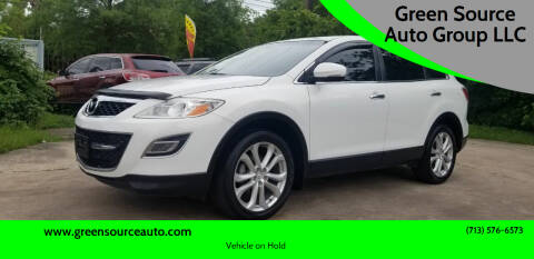 2011 Mazda CX-9 for sale at Green Source Auto Group LLC in Houston TX