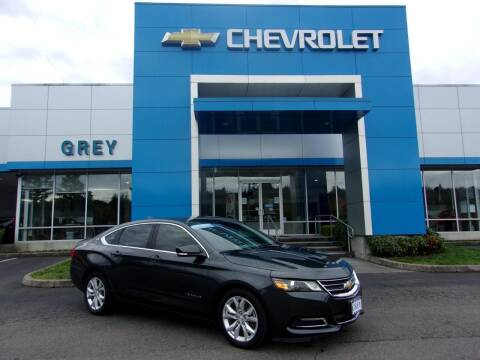 2018 Chevrolet Impala for sale at Grey Chevrolet, Inc. in Port Orchard WA