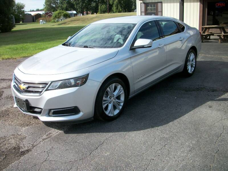 2014 Chevrolet Impala for sale at Terry Mowery Chrysler Jeep Dodge in Edison OH