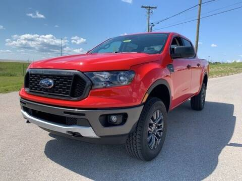 2021 Ford Ranger for sale at Tim Short Chrysler in Morehead KY