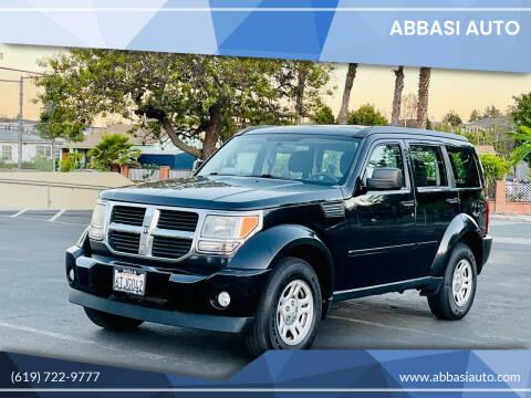 2011 Dodge Nitro for sale at Abbasi Auto in San Diego CA