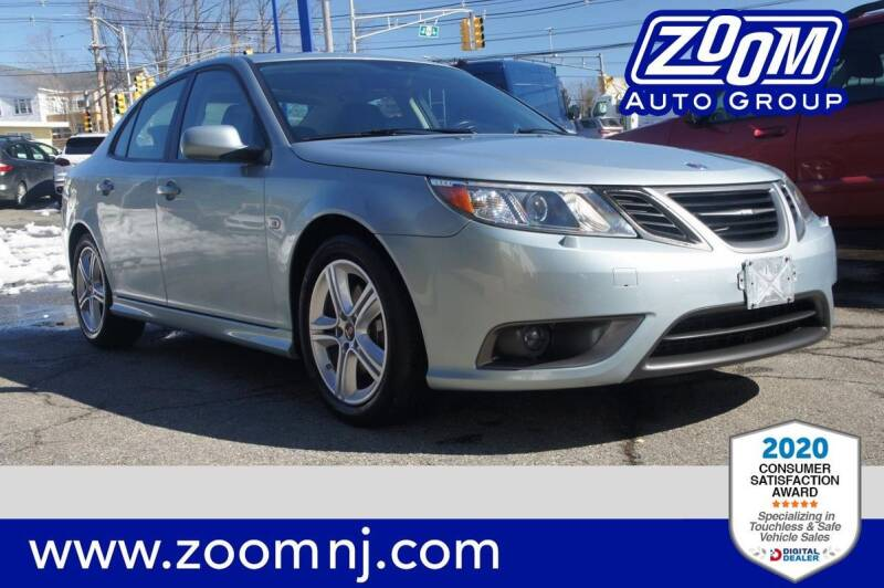 2011 Saab 9-3 for sale at Zoom Auto Group in Parsippany NJ