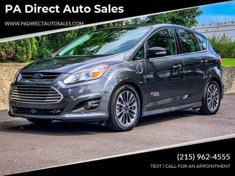 2017 Ford C-MAX Energi for sale at PA Direct Auto Sales in Levittown PA
