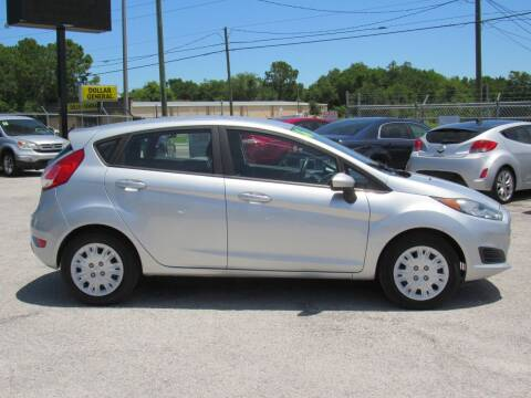 2016 Ford Fiesta for sale at Checkered Flag Auto Sales EAST in Lakeland FL