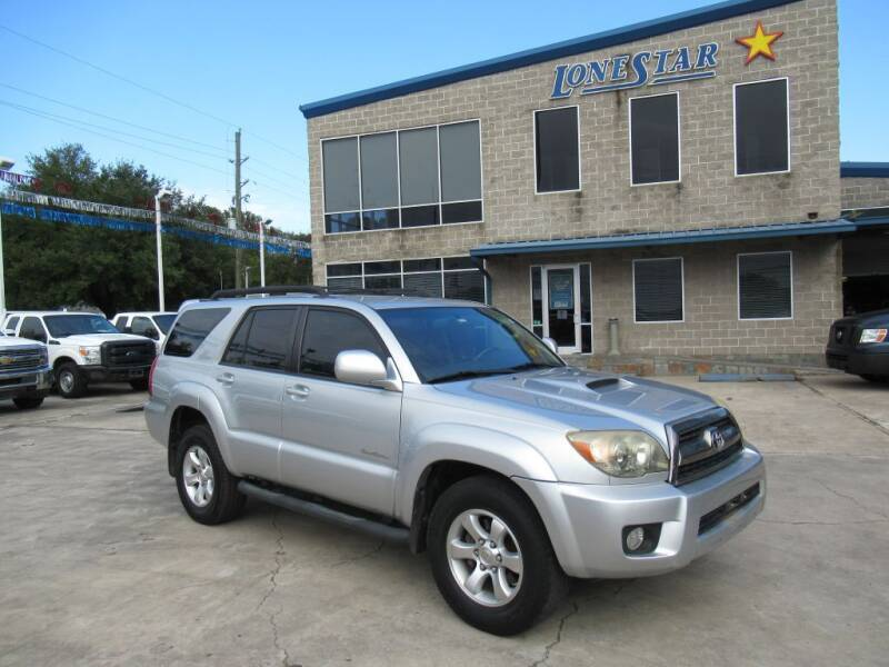 2007 Toyota 4Runner for sale at Lone Star Auto Center in Spring TX