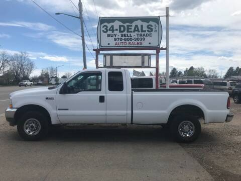 2002 Ford F-250 Super Duty for sale at 34 Deals LLC in Loveland CO