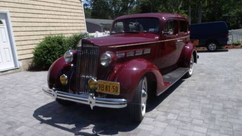 1937 Packard 120C for sale at Classic Car Deals in Cadillac MI