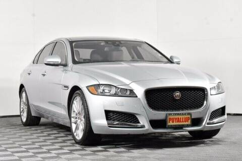 2017 Jaguar XF for sale at Chevrolet Buick GMC of Puyallup in Puyallup WA