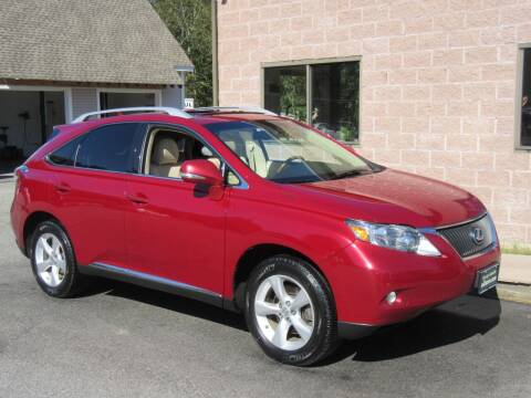 2011 Lexus RX 350 for sale at Advantage Automobile Investments, Inc in Littleton MA