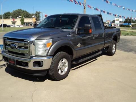 2011 Ford F-350 Super Duty for sale at J & L Sales LLC in Topeka KS