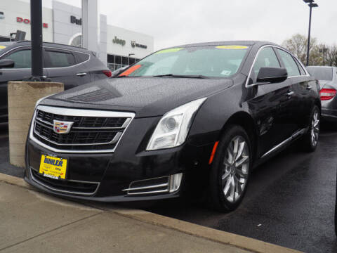 2017 Cadillac XTS for sale at Buhler and Bitter Chrysler Jeep in Hazlet NJ