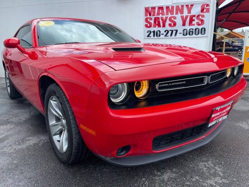 2017 Dodge Challenger for sale at Manny G Motors in San Antonio TX