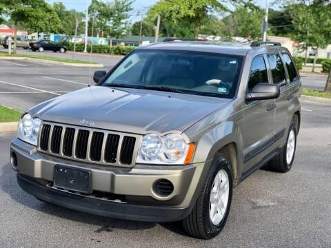2005 Jeep Grand Cherokee for sale at Supreme Auto Sales in Chesapeake VA