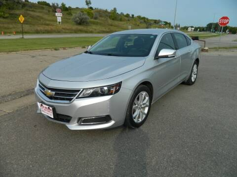 2016 Chevrolet Impala for sale at Dick Nelson Sales & Leasing in Valley City ND