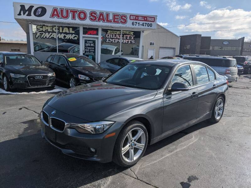 2014 BMW 3 Series for sale at Mo Auto Sales in Fairfield OH
