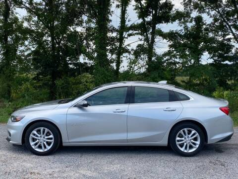 2018 Chevrolet Malibu for sale at RAYBURN MOTORS in Murray KY