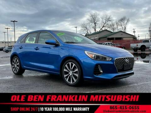 2018 Hyundai Elantra GT for sale at Ole Ben Franklin Mitsbishi in Oak Ridge TN
