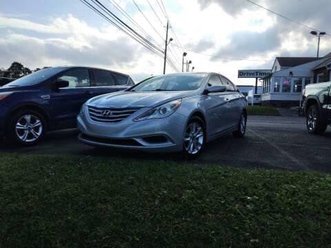 2011 Hyundai Sonata for sale at ABC Auto Sales and Service in New Castle DE