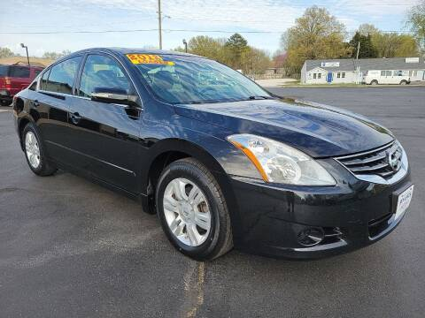 2012 Nissan Altima for sale at Holland's Auto Sales in Harrisonville MO
