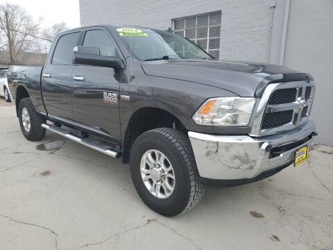 2014 RAM Ram Pickup 3500 for sale at CHURCHILL AUTO SALES in Fallon NV