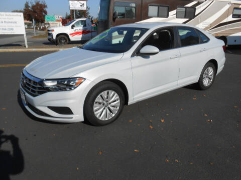 2019 Volkswagen Jetta for sale at Sutherlands Auto Center in Rohnert Park CA