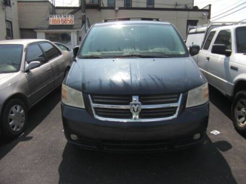 2009 Dodge Grand Caravan for sale at Nicks Auto Sales Co in West New York NJ