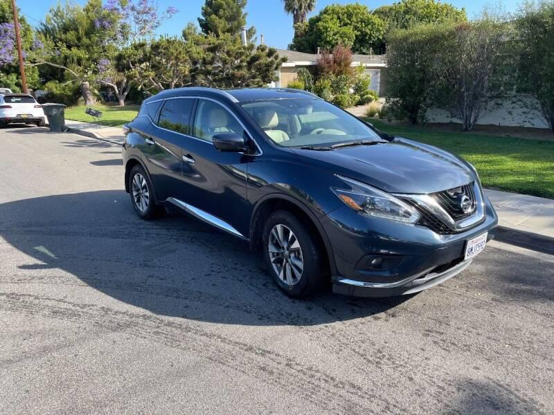 2018 Nissan Murano for sale at PACIFIC AUTOMOBILE in Costa Mesa CA