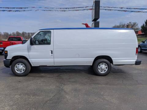 2013 Ford E-Series Cargo for sale at GREAT DEALS ON WHEELS in Michigan City IN