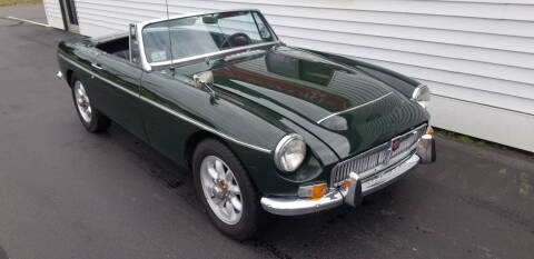 1969 MG MGC for sale at Classic Motor Sports in Merrimack NH