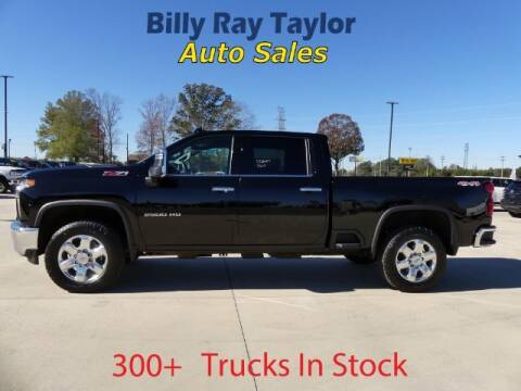 2020 Chevrolet Silverado 2500HD for sale at Billy Ray Taylor Auto Sales in Cullman AL