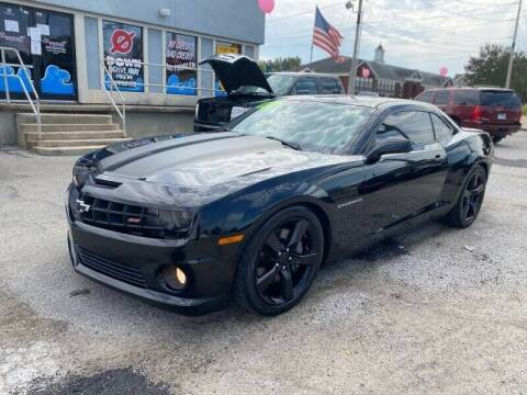 2011 Chevrolet Camaro for sale at Bagwell Motors in Lowell AR