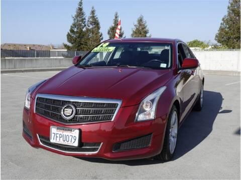 2014 Cadillac ATS for sale at BAY AREA CAR SALES in San Jose CA