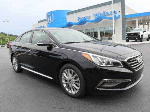 2015 Hyundai Sonata for sale at RUSTY WALLACE HONDA in Knoxville TN