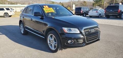 2016 Audi Q5 for sale at Jacks Auto Sales in Mountain Home AR