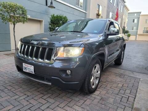 2011 Jeep Grand Cherokee for sale at Bay Auto Exchange in San Jose CA
