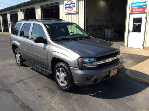 2007 Chevrolet TrailBlazer for sale at TRI-STATE AUTO OUTLET CORP in Hokah MN