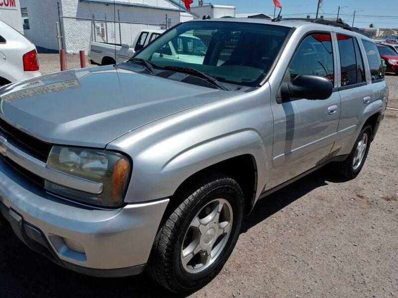 2005 Chevrolet TrailBlazer for sale at ACE AUTO SALES in Lake Havasu City AZ